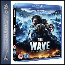 THE WAVE - Kristoffer Joner  *BRAND NEW BLURAY**