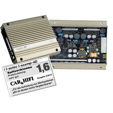 i-sotec i-soamp 4D 4 Kanal kompakter Digitalvertärker 4x 90W @ 4 Ohm
