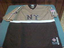 NLBM Negro Leagues Baseball Jersey New York Black Yankees XXL Headgear #13