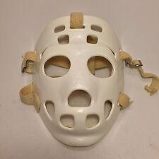 Vintage Hockey Goalie Face Mask