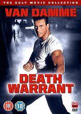 Death Warrant   [DVD]    New & Sealed  Van Damme