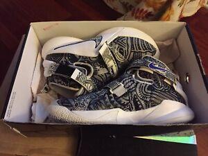 Nike LeBron Soldier IX 9 LMTD Freegums, Size 10.5
