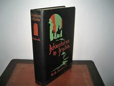 Adventures in Arabia W.B.Seabrook YEZIDEE DEVIL-WORSHIPPERS 1931