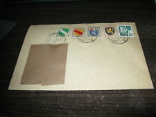 Germany French Zone And Baden cover with 5 stamps Lot #23