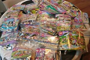 HUGE Lot of Lego Friends 24 Sets with manuals