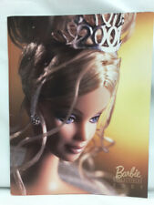 NEW BARBIE Collectibles 2001 Color Doll CATALOG