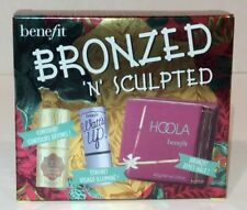 Benefit Bronzed 'N' Sculpted Kit: Hoola Powder, Watt's Up, Hoola Contour Stick