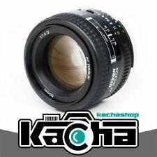 NUEVO Nikon AF Nikkor 50mm f/1.4D Lens