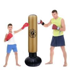 Punching Gloves Tumbler Heavy Training Taekwondo  Full Boxing Workout Bag Set