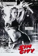 Sin City movie poster : Jessica Alba poster : 11 x 17 inches : Nancy