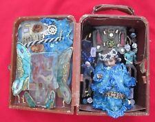 Mexican Folk Art David Mecalco Wild & Wonderful Suitcase Shrine Of Mexican Funk