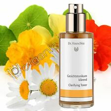 Dr Hauschka Genuine Organic Clarifying Toner 100ml Brand NEW Long Date