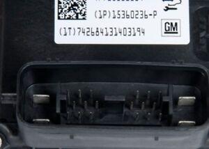 ABS Control Module fits 2007-2010 GMC Sierra 2500 HD,Sierra 3500 HD  ACDELCO GM