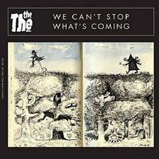 THE THE - YOU CAN'T STOP WHAT'S COMING   VINYL LP SINGLE NEU