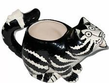 New listing Kliban Cat Creamer Sigma The Taste Setter Vintage White Bow Pitcher Kitty Milk