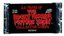 20 Years of Rocky Horror Trading Card Pack