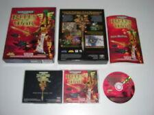 Warhammer 40,000 ritos De Guerra PC CD ROM martillo de guerra Caja Grande Original