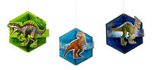 Jurassic World Party Supplies HONEYCOMB DECORATIONS Pack Of 3