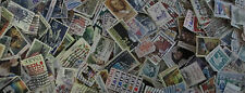 100 USED U.S.  STAMPS-OFF-PAPER  ALL DIFFERENT Good selection...ORDER SEVERAL.