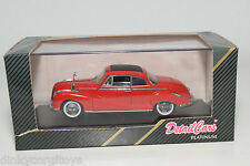 DETAIL CARS DETAILCARS 241 BMW 502 COUPE RED MINT BOXED