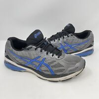 Asics GT-1000 Duomax Gray Blue Mens Size 10 Athletic Running Shoes Sneakers EUC