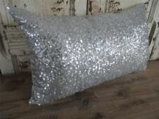 Sequin Rectangular Living Room Decorative Cushions & Pillows