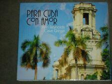Para Cuba Con Amor by Ann Reynolds & Clave Gringa (CD, Jul-2014)