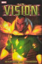 Vision: Yesterday & Tomorrow  Geoff Johns & Ivan Reis TPB  Marvel Comics