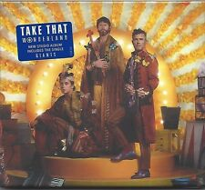 Take That/Wonderland-Limited Deluxe Edition 2017 * NEW CD * NUOVO *