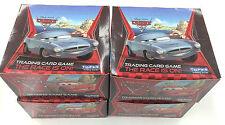 Topps Disney PIXAR Cars 2 Card Game Booster Box (50 pks) x 4-Value