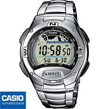 fc8c48649298 CASIO W-753D-1AVES⎪W-753D-1A⎪ORIGINAL⎪ENVIO CERTIFICADO⎪GRAFICO DE MAREAS⎪ METAL