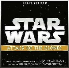 John Williams - Star Wars: Attack of the Clones CD