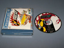 Crazy Taxi 2-Sega Dreamcast-Reino Unido PAL-en muy buena condición COND-Sin Manual