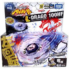 GENUINE Takara Tomy Lightning L-Drago 100HF Beyblade BB-43 japanese STARTER SET