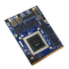 Nvidia GeForce GTX-980M Graphics Card 8GB MXM3.0 Dell/Alienware/HP/MSI/Clevo