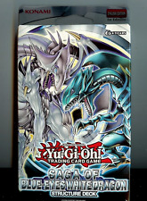 Yu-Gi-Oh! Saga of Blue Eyes White Dragon Structure Deck 1st Edition New Sealed
