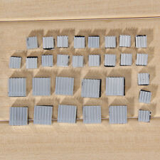 30PCS 8mm 14mm Aluminum Heatsink Cooler Adhesive Kit for Cooling Raspberry Pi