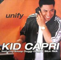 Kid Capri Featuring Snoop Doggy Dogg* & Slick Rick – Unify