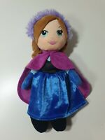 Disney princess  Frozen Anna Plush soft toy doll dolly
