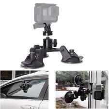 Window Suction Cup Ballhead Mount Tripod Holder For GoPro Hero 6/5/4 DSLR Camera