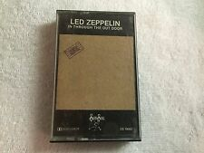Led Zeppelin - In Through The Out Door Cassette Tape 1979 Swan Song/Atlantic  #5