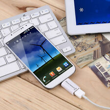 OTG Smart Card Reader Connection Kit Micro USB For Samsung Galaxy phones FY