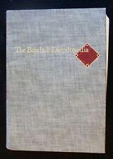 1979 MACMILLAN BASEBALL ENCYCLOPEDIA - COMPLETE & OFFICIAL RECORD - 4TH EDITION