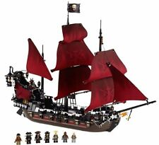 Queen Anne's Revenge Pirates of the Caribbean movies Building toys Block 1151pcs