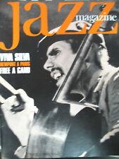 JAZZ MAGAZINE 195 H. BENNINK STEVE LACY GEORGE WEIN MILES DAVIS FATS WALLER 1971