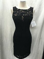 ANNE KLEIN DRESS/NEW WITH TAG/RETAIL$149/SIZE 12/LINED/LACE DRESS/LENGTH37""