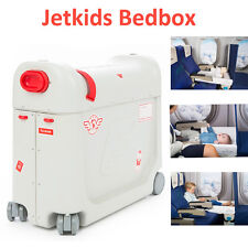 JetKids Bed Box for Kids Travel Luggage Ride-on Suitcase Children Holiday Bedbox