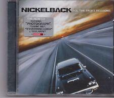Nickelback-All The Right Reasons cd album