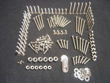 Ford Fiesta 1/16 Traxxas Stainless Steel Hex Head Screw Kit 150+ pcs NEW