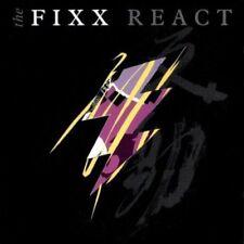 Fixx React (1987; 13 tracks)  [CD]